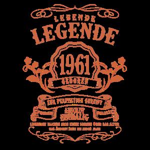 60 Geburtstag 1961 Lebende Legende