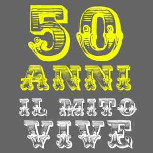 50 anni buon compleanno