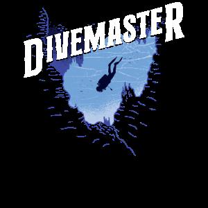 Scuba Diving Diver Divemaster