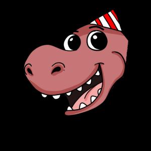 Dinosaurier Party Feier
