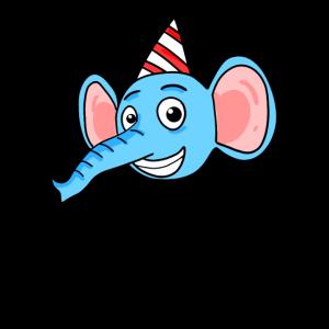 Elefant Party Feier