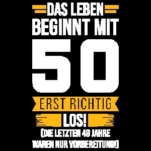 50. Geburtstag Geburtstagsparty 50 Jahre Geschenk