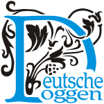 Deutsche Doggen Ornament 2 f
