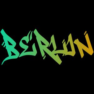 Berlin Schriftzug #002