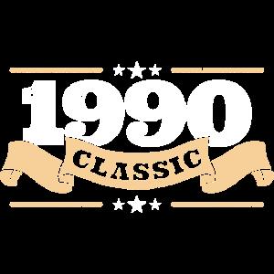Anniversary 1990 Classic Matching Couple Distresse