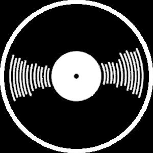 Schallplatten Musiker Vinyl Liebhaber Geschenk