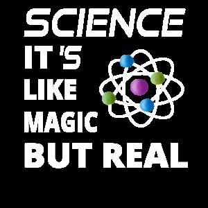 Wissenschaft es ist wie Magie, aber wirklich lustige Wissenschaft