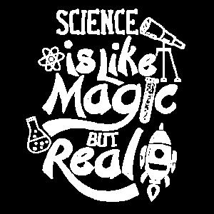 Wissenschaft Ist Wie Magie Aber Real Forscher