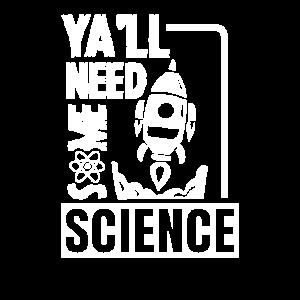 Ihr Braucht Etwas Wissenschaft Wissenschaftler