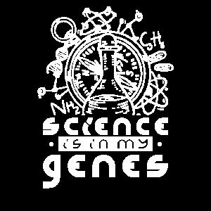 Wissenschaft Ist In Meinen Genen Wissenschaftler
