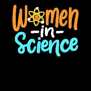 Wissenschaft Wissenschaftlerin Women in Science