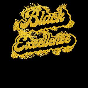 Black Girl Pride Excellence Retro