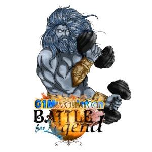 Ayuntar - Battle for Legend X 01Musculation