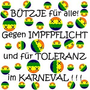 Toleranter Karneval 21.1