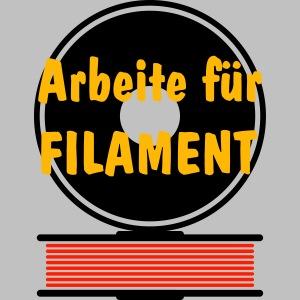 Arbeite für Filament