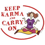 Keep Karma and Carry On