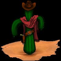 Cowboy Kaktus DIGITAL