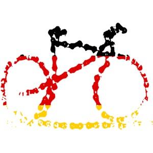 Germany bike chain scale