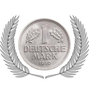 DM Deutsche Mark