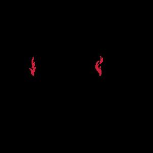 Grillmeister mit Grillbesteck