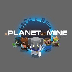 logo planetofmine tshirt png