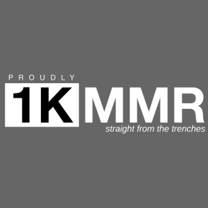 1k mmr black