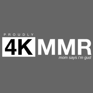 4k mmr black