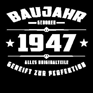 Baujahr - 1947