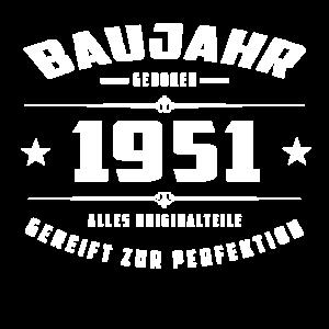 Baujahr - 1951