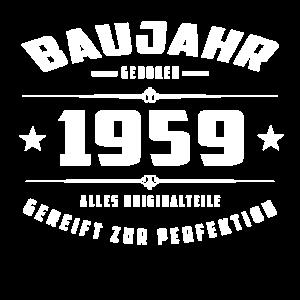 Baujahr - 1959