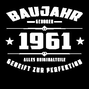 Baujahr - 1961