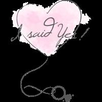 """I said Yes!"" - Verlobung - Braut to be"
