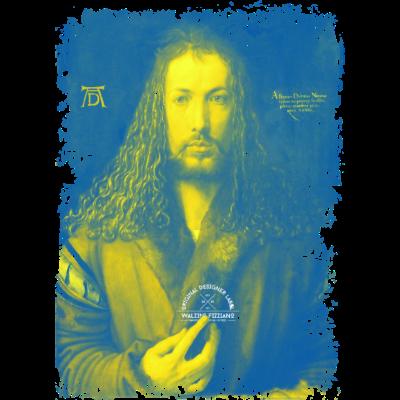Duerer coloured - Albrecht Dürer 2färbig - Maler,ethik,renaissance,dürer
