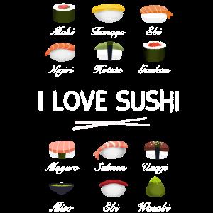 sushi kit love sushi essi sticks Übersicht japan
