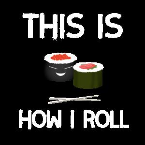 sushi how i roll emoji face asien essen manga cosp