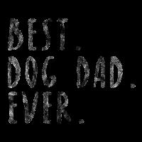 Best Dog Dad Hundeliebe Hundebesitzer Geschenkidee