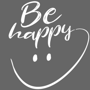 Be Happy With Hand Drawn Smile
