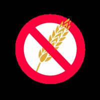 Kein Weizen-Passahfest-jüdisches Feier-Geschenk