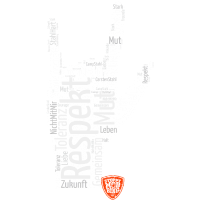 ILY-Sign - weiß