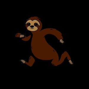 Sloth Running