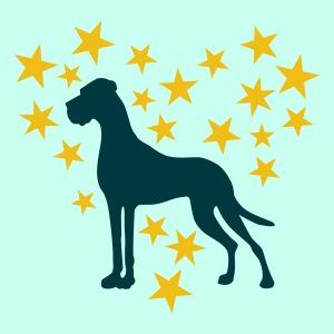Sternenherz Dogge
