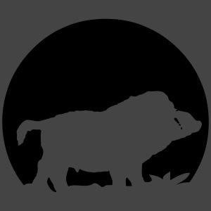 Schweinesonne
