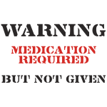 Notwendige Medikamente