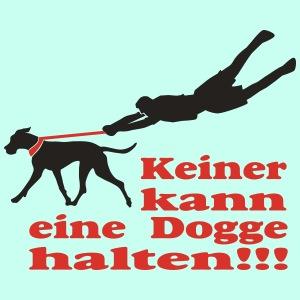 Keiner Kann eine Dogge Halten