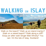 Walking on Islay