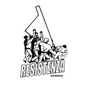 RESISTENZA IN TERRA CORSA