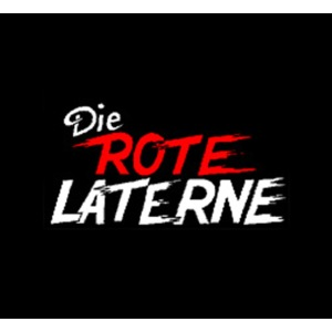 laterne button rot