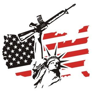 WAR STATUE USA