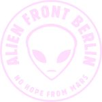 Alien Front Berlin Vektor