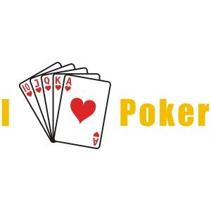 Ich Herz RF Poker